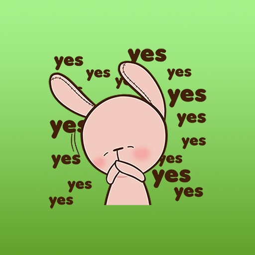 Hobbit The Pink Rabbit Animated Stickers