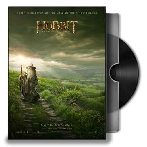 The Hobbit An Unexpected Journey Folder Icon