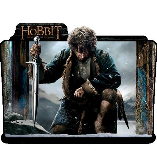 The Hobbit Battle Of Five Armies Folder Icon