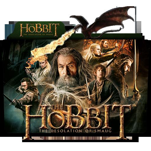 The Hobbit The Desolation Of Smaug Folder Icon