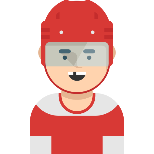 Hockey Player Png Icon