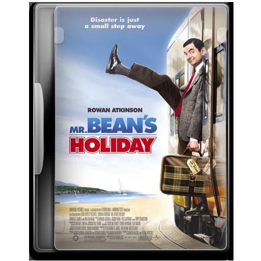 Mr Beans Holiday Icon Movie Mega Pack Iconset