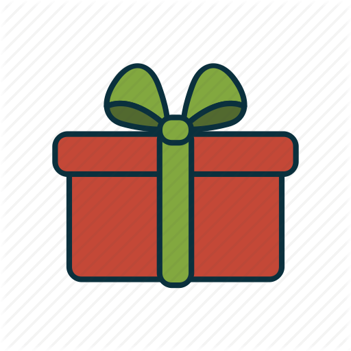 Bow, Christmas, Elements, Holidays, Present, Wrapped Icon