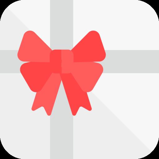 Xmas, Christmas, Gift, Holiday Icon