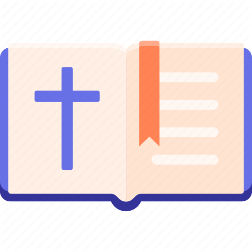 Bible, Holy, Holy Bible, Jesus Christ Icon