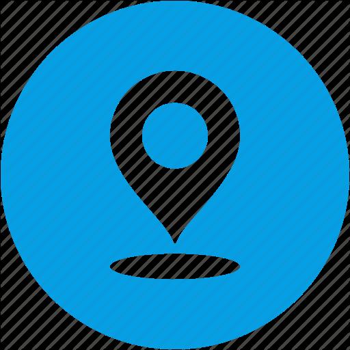 Address Transparent Logo Png Images