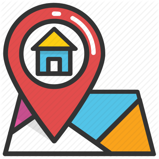 Home Address, Home Location, House Gps, House Position