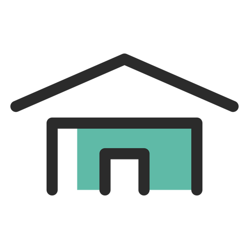 Home Address Contact Icon