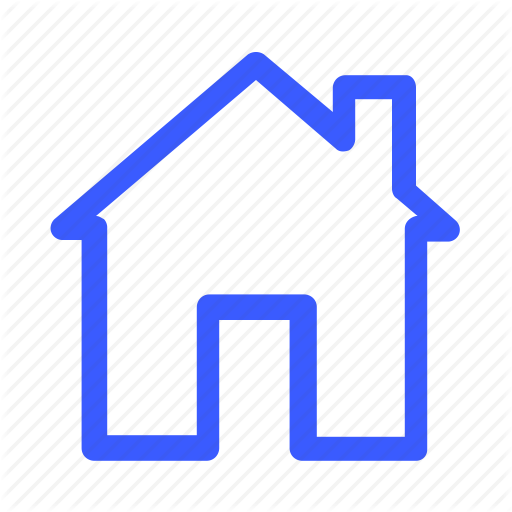 App, Home, House, Interface, Internet, Menu, Web Icon