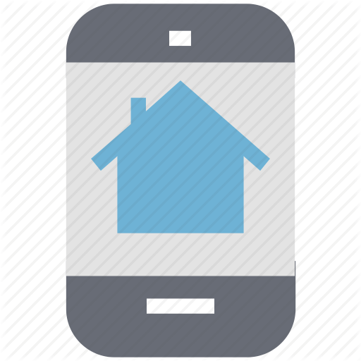 Home, House, Mobile Device, Online Property, Property, Real Estate