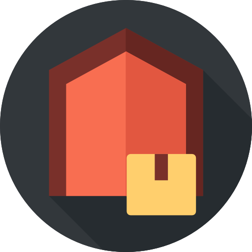 Delivery, Shipping And Delivery, Home, House, Shipping Icon