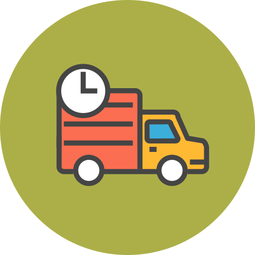 Delivery, Truck, Home Service Icon Free Of Flat Line Ecommerce