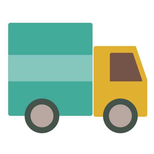 Delivery Truck, Delivery Truck, Truck Icon With Png And Vector