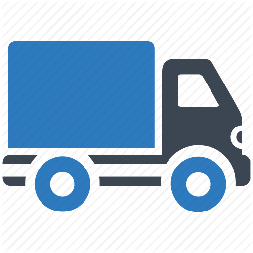 Delivery Van, Home Delivery, Shipping Truck, Transportation, Truck