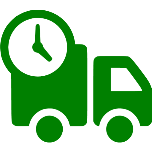 Green Delivery Icon