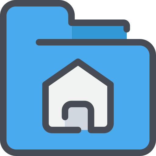 , Document, Home Icon Free Of Free Color Mix