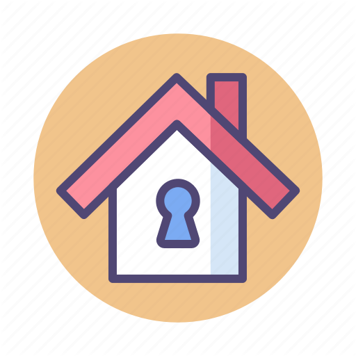 Home, Home Security, Privacy, Security Icon