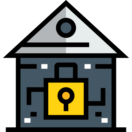 Smart Home Security Png Icon