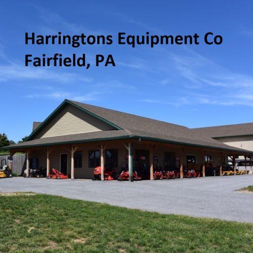 Showroom Site Icon Harringtons Equipment Company