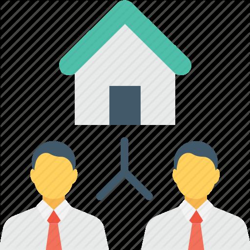 Estate Agent, Homeowner, Real Estate, Realtor, Renter Icon