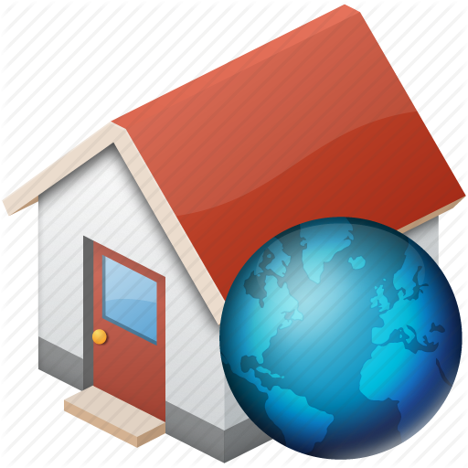 Home Icon For Web