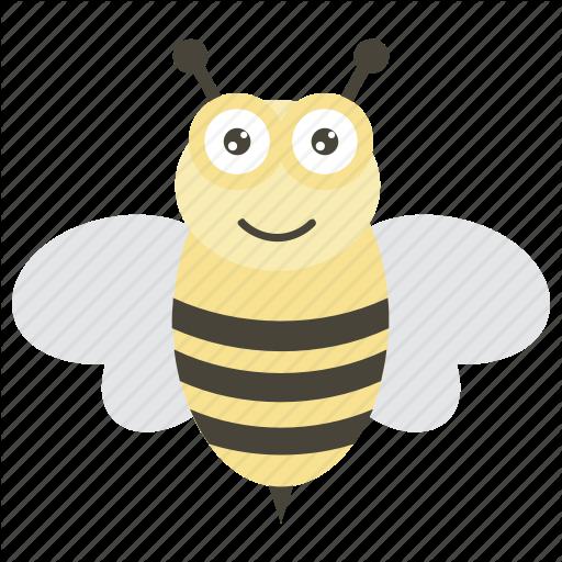 Bee, Bee Hive, Bumblebee, Honey Bee, Insect Icon