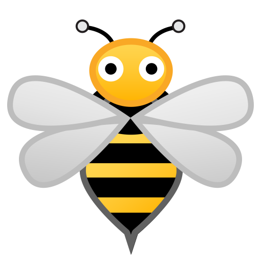 Honey Bee Icon at GetDrawings com | Free Honey Bee Icon images of