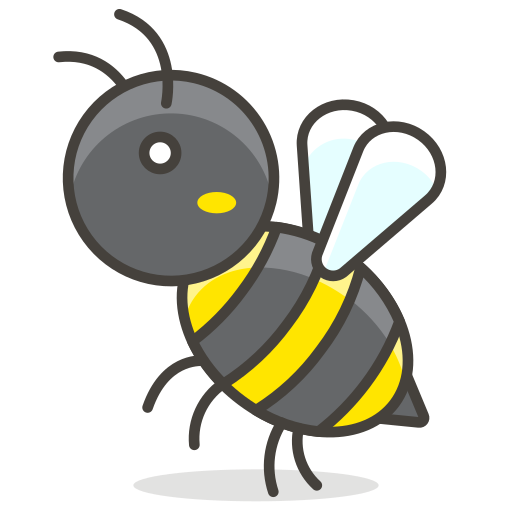 Honey Bee Icon at GetDrawings com | Free Honey Bee Icon