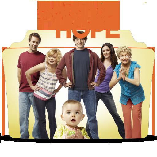 Raising Hope Icon Folder