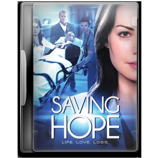 Saving Hope Icon Tv Show Mega Pack Iconset