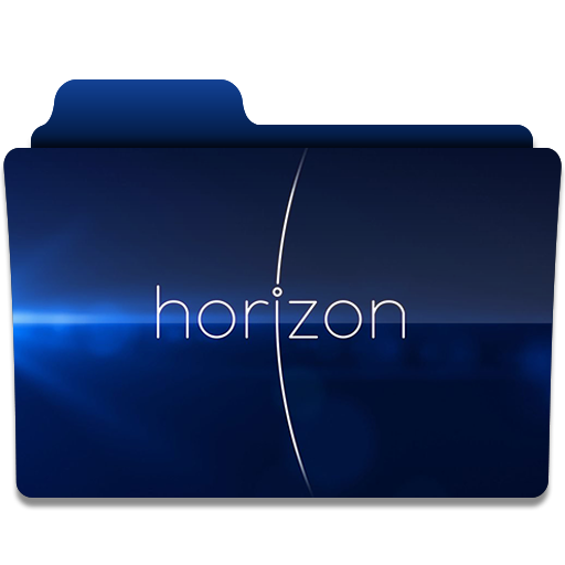 Bbc Horizon Folder Icon