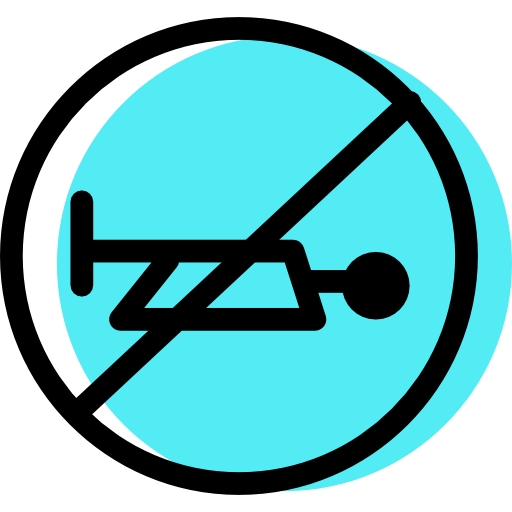 Circular, Traffic Sign, Horn, Obligatory, Signs Icon