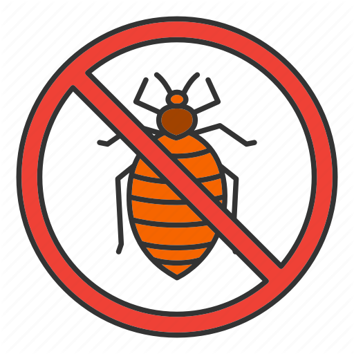 Bed Bug, Control, Insect, Parasite, Pest, Stop Icon
