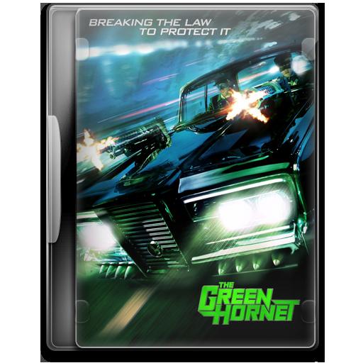 The Green Hornet Icon Movie Mega Pack Iconset