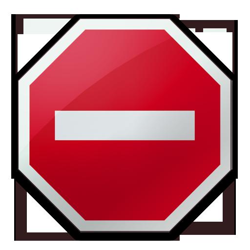Toolbar Private Icon