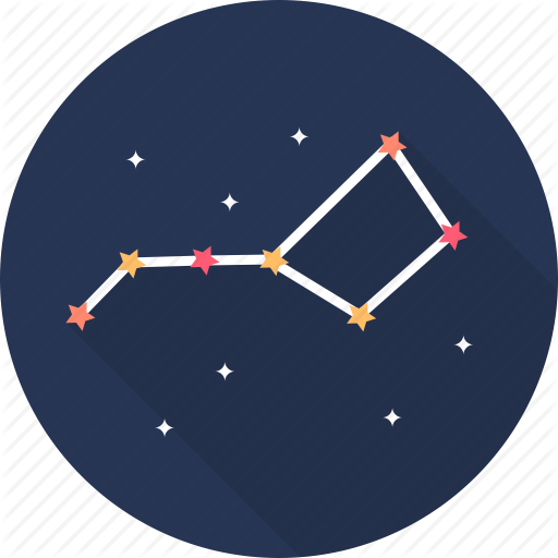 Astrology, Constellations, Horoscope, Space, Zodiac Icon