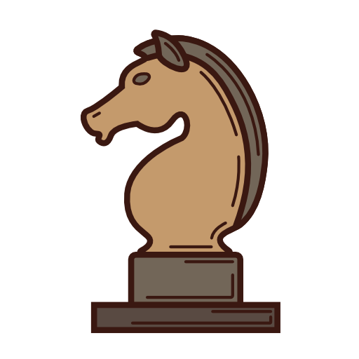 Chess, Horse Icon Free Of Business Icons