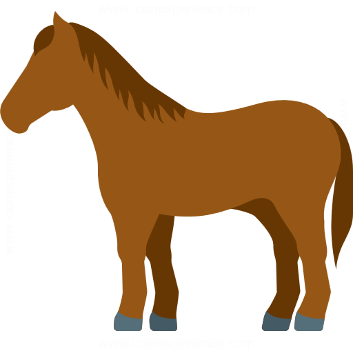 Iconexperience G Collection Horse Icon