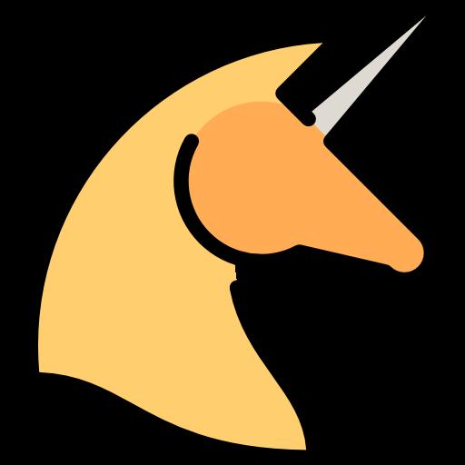 Horse, Horn, Animals, Fantasy, Animal Icon