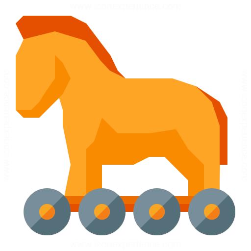 Iconexperience G Collection Trojan Horse Icon