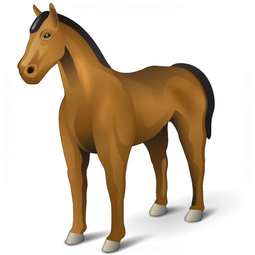Iconexperience V Collection Horse Icon