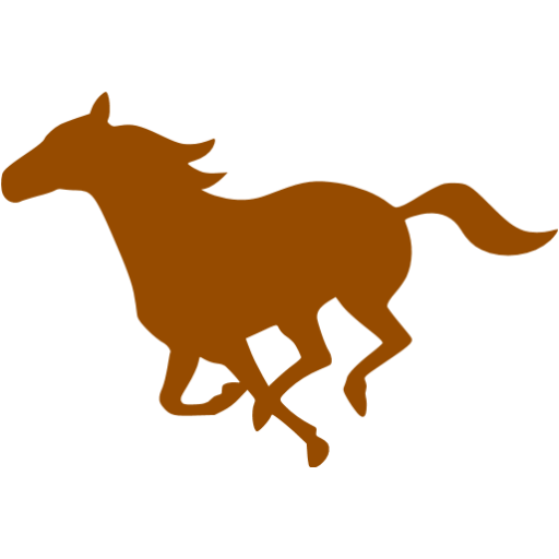 Brown Horse Icon