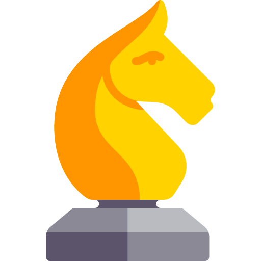 Chess Game, Chess, Chess Piece, Sports, Horse Icon