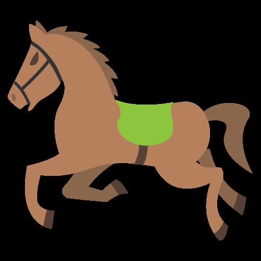 Horse Emoji Vector Icon Free Download Vector Logos Art Graphics