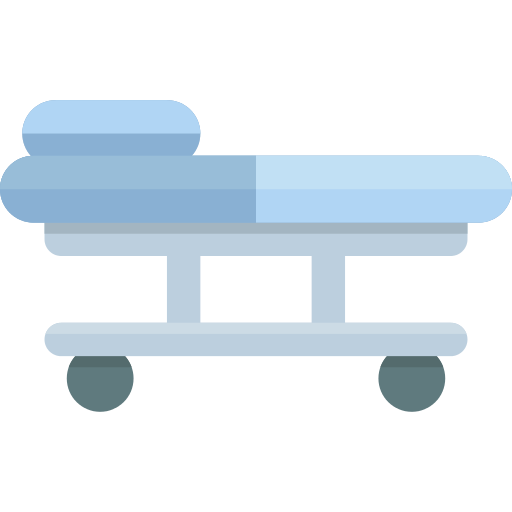 Hospital Bed Png Icon