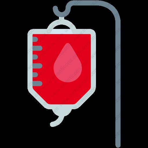 Download Hospital,transfusion,blood,medical,hospital Icon