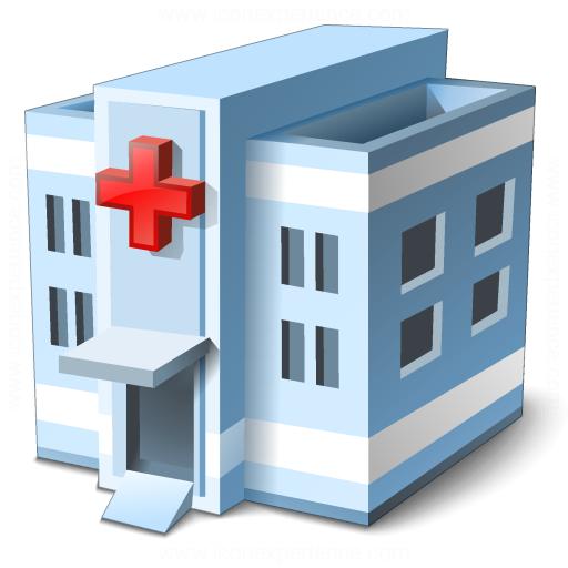 Iconexperience V Collection Hospital Icon