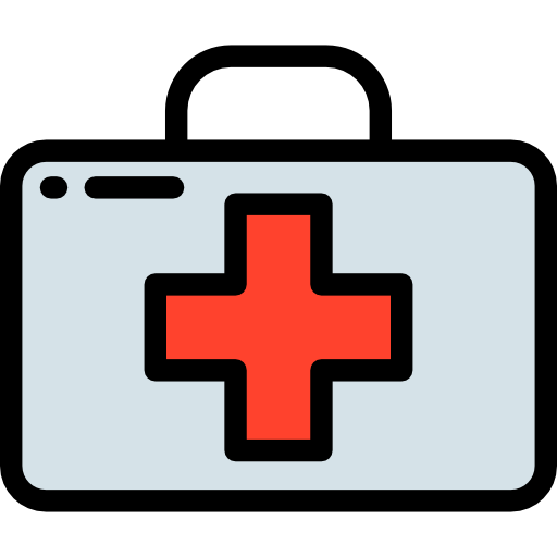 First Aid Kit, Health Care, Doctor, Medical, Hospital Icon