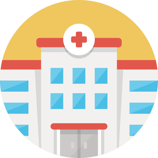 Hospital Icon Png And Vector For Free Download