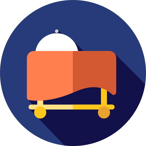 Room Service, Waiter, Restaurant, Hotel, Professions And Jobs Icon